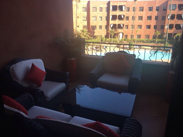Beautiful Appartement Hotel - Ouahat Sidi Brahim - Apartment