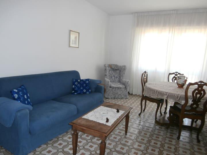 Sunny apartment in Orbetello