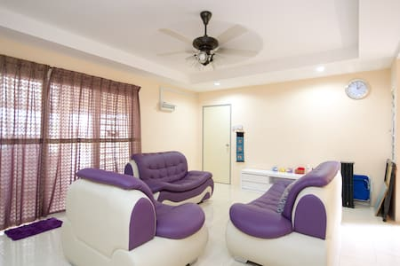 A value for money stay at Bt Kawan  - Simpang Ampat