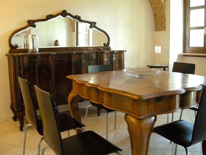 Apartment int. V1 at Villa Scati