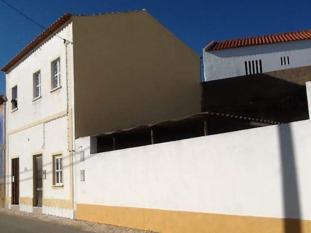 Casa FELIZIDADE - Barão de São Miguel - Casa