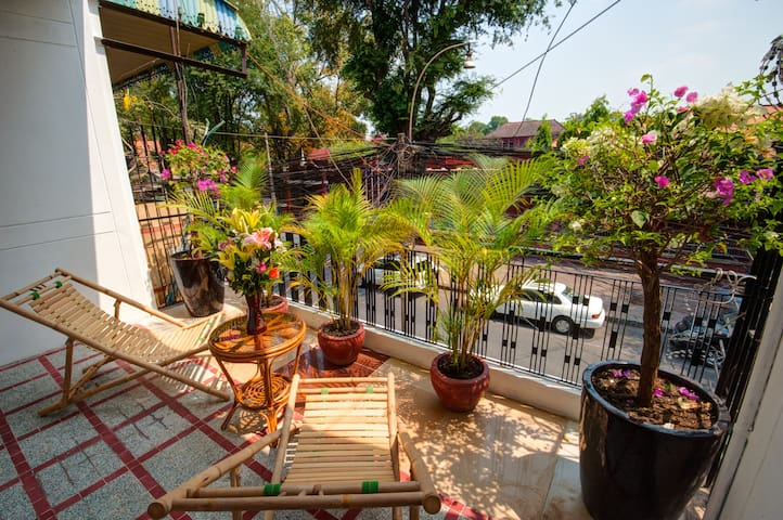 Boutique Guesthouse in front ofthe National Museum - Phnom Penh - 旅舍