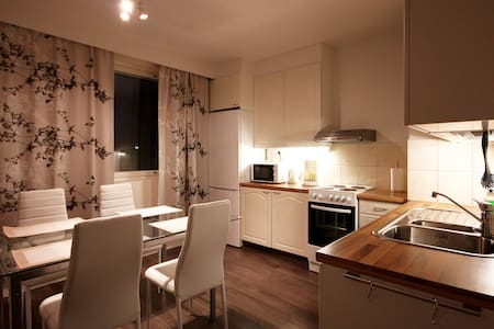 Comfort apartment in Finland - Kouvola