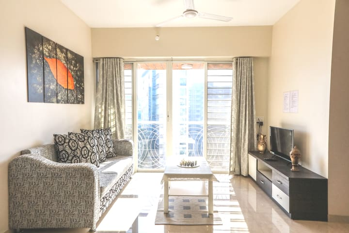 City Centre Two-Bedroom Apartment 2