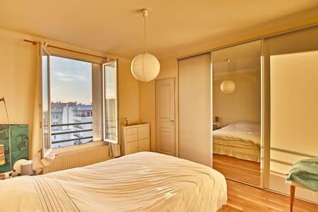 Charming flat close to Paris - Les Lilas - Apartament