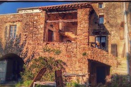 Maison cévenole - Mialet