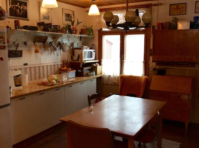 Rooms in cozy house in Imatra - Imatra - House