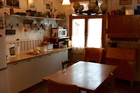 Rooms in cozy house in Imatra - Imatra - Dom