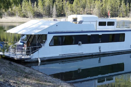 Kootenay Houseboat Rental - Nelson - Boot