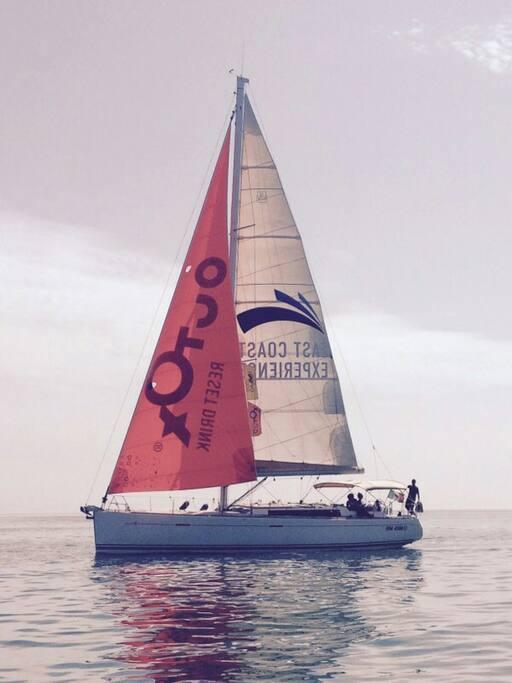 """Imbarcazione Dufour 485               """"Excalibur"""""""
