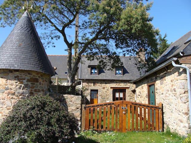 Maison de la Ferme proximité Lézardrieux, Paimpol - Lézardrieux - Dům