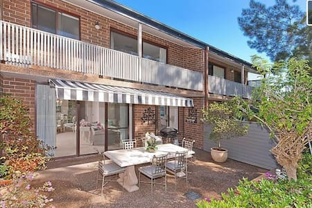 Huge, family-friendly townhouse - Macquarie Park