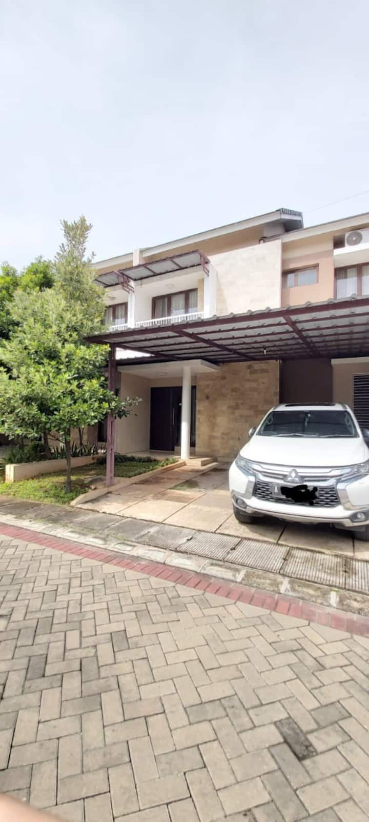 CITRA GARDEN BMW CILEGON (NEW HOUSE)