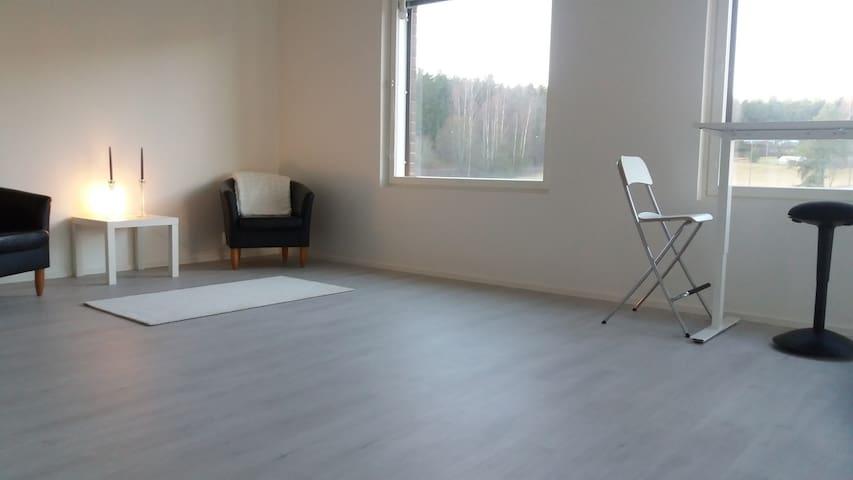 Modern apartment near Helsinki