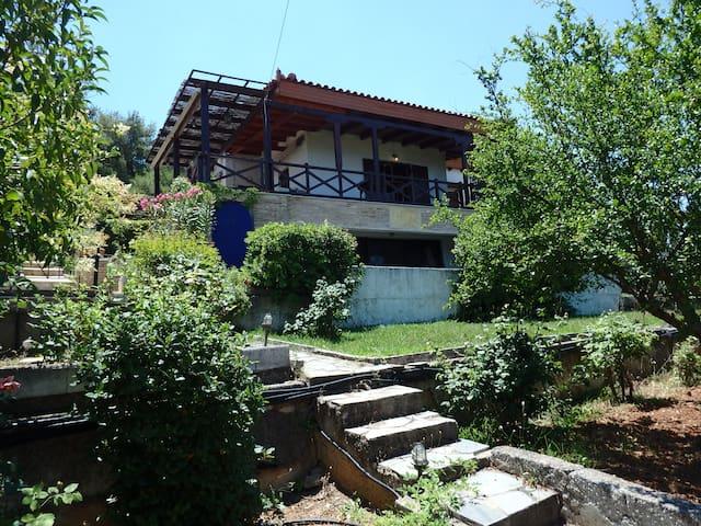 Seaside Villa near Athens - Chalkoutsi - Villa