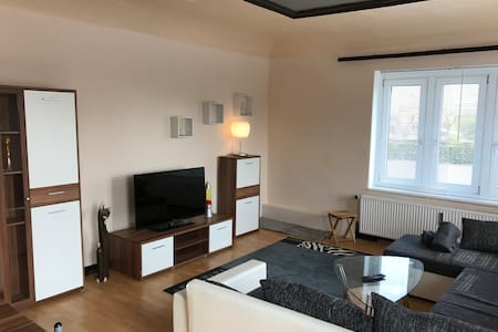 Sieben-Berge-Ferienwohnung Schneewittchen - Alfeld (Leine) - 아파트