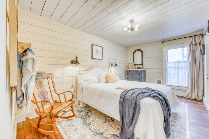 Alex's Sunshines Room at the White Corner