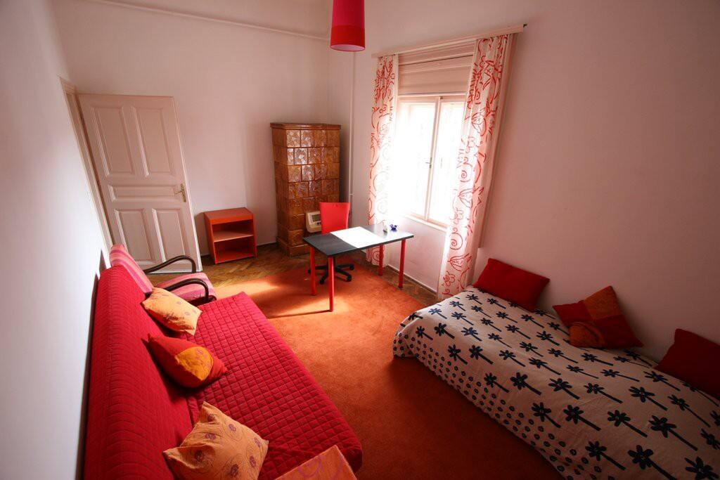 Living/sleeping room