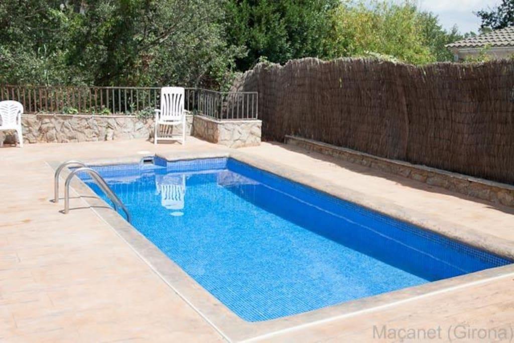Amplia y soleada casa con piscina casas en alquiler en for Piscina la selva