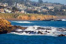 Your property is just a short 10-minute walk to the waters of the Pacific.