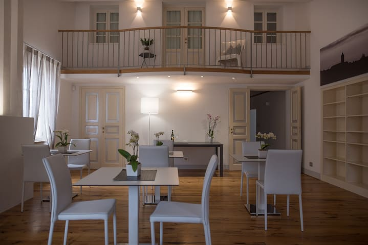 Appartamento Attico a 30mt da Piazza del Campo - Siena - Apartment