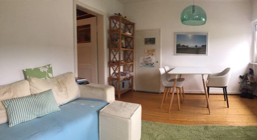 2-Zimmer mit Küche und Bad in Zentraler Lage