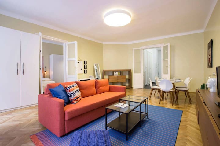 Apartment in the heart of Vienna (Sing 18, Top 4)