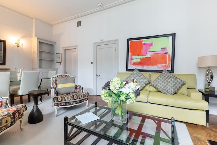 Designer One Bedroom Apartment on Sloane Street