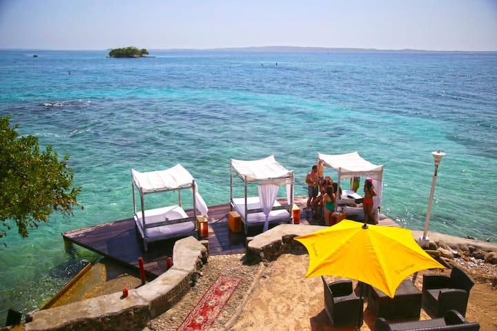Pirata Hotel & Beach Club suite 1 y 2