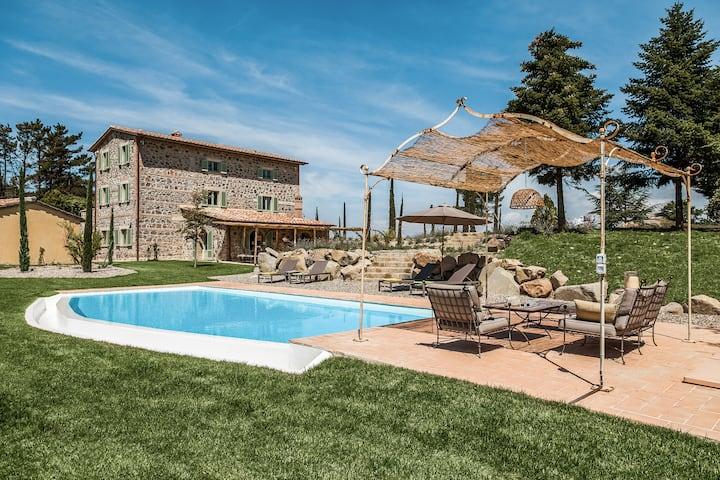 Villa Poggio Fibbia