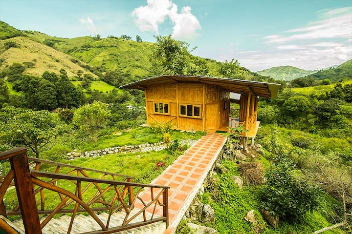 Casa De Loma in Chambalabamba Ecovillage