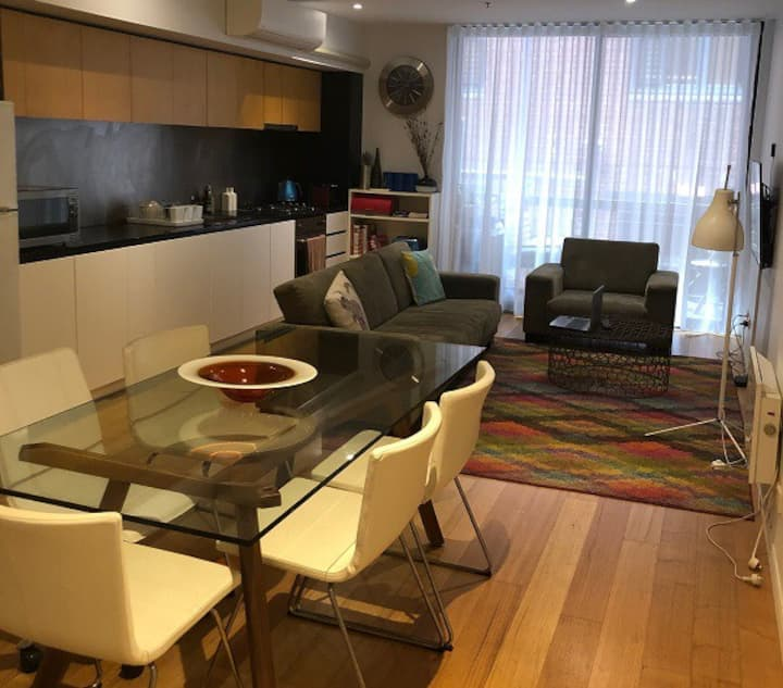 Apartment Melbourne CBD, Bookings from 23 Nov 2020