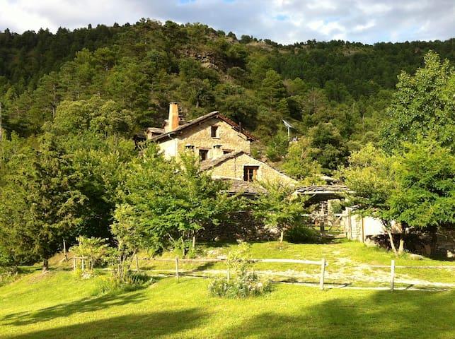 La Pegatera, Pyrenees. - Coll de Nargó