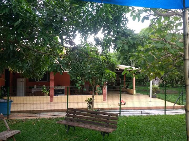 Chácara JF ( Abadia de Goiás).