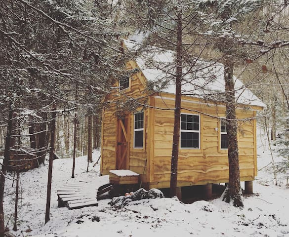 Alder Brook Cottage: A Tiny House in the Woods