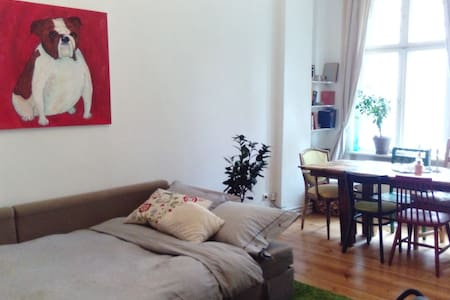 Cute and cosy flat in Neukölln - Berlin - Daire