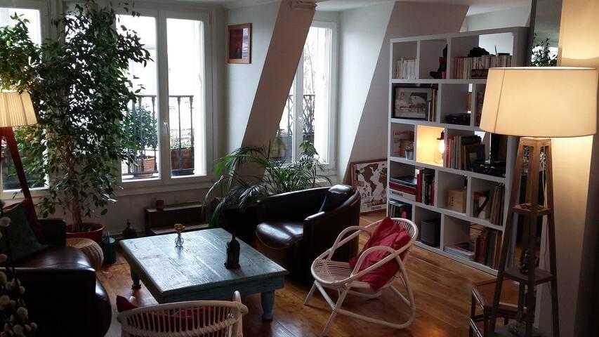 mon petit pied terre parisien appartements louer. Black Bedroom Furniture Sets. Home Design Ideas
