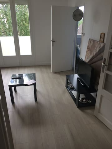 Great Studio 20 min away from Paris - Conflans-Sainte-Honorine - Appartement