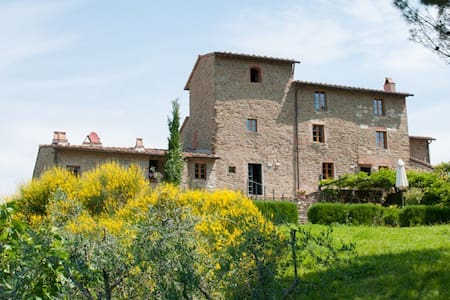 Il Lungo- Campolungo, secret tip in dream location - Greve in Chianti - Haus
