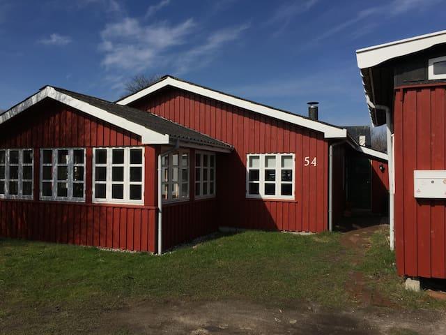 Charming house in idyllic surroundings near city. - Copenhaga - Casa