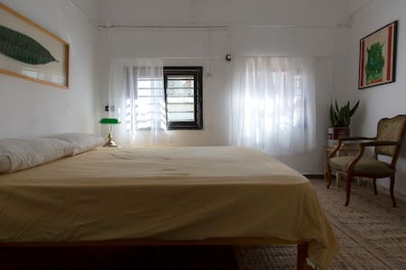 Alma Beach Guesthouse - Private Room E13 - 特拉維夫-雅法