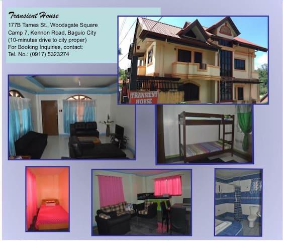Sofia's Transient Rooms Baguio City - Baguio City  - Casa