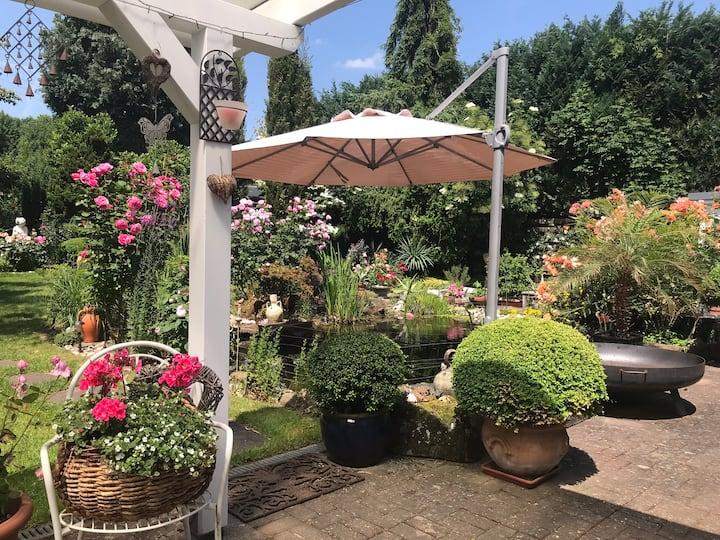 Ferienwohnung Rosengarten