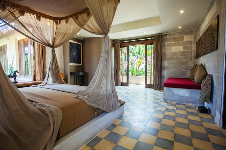-40% last minute Amazing Suite in a Great Villa - Ubud - Apartamento