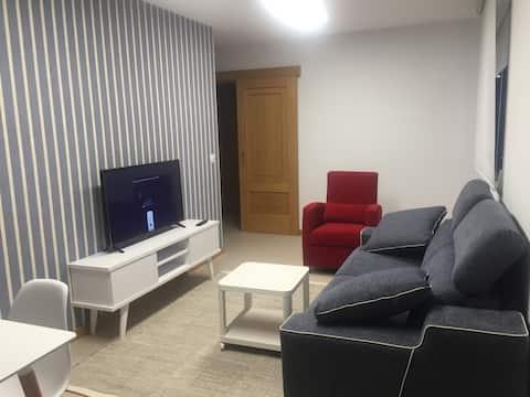 Portosín Suites - Apartamento Interior