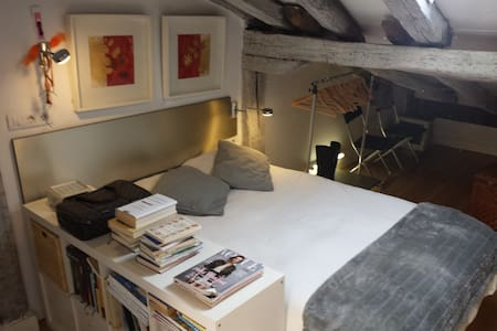 White Apartment in Bilbao - Bilbo