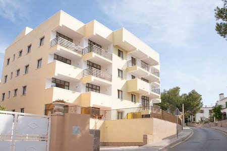 Apartments in the center - Peguera - Huoneisto
