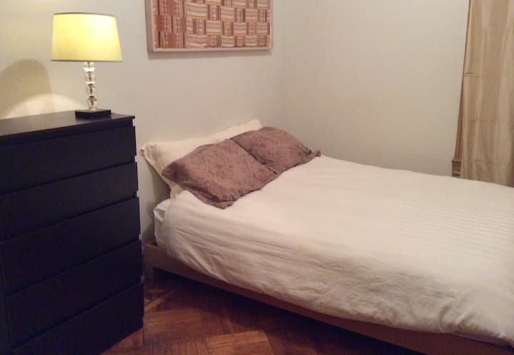 Spacious Room in Prime Prospect Heights, Brooklyn