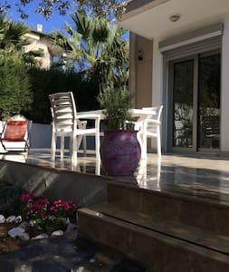 Dublex Summer House-Peaceful enviroment - Casa