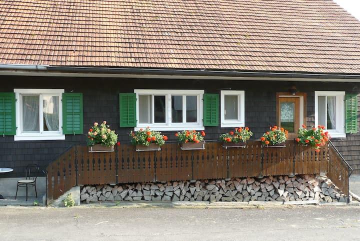 Ferienhaus in Hellbühl